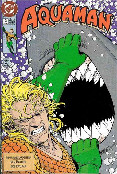 Aquaman (1991) 3-A by DC