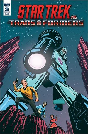 Star Trek vs Transformers 3-B