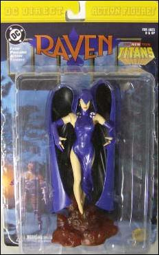 New Teen Titans Raven by DC Direct