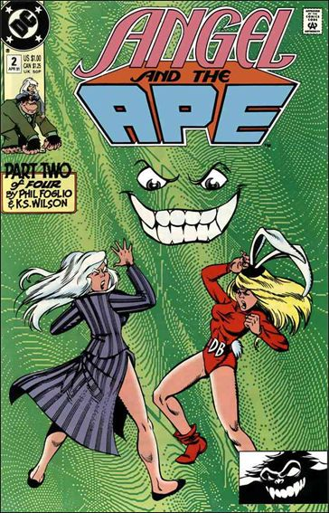Angel and the Ape (1991) 2-A by DC