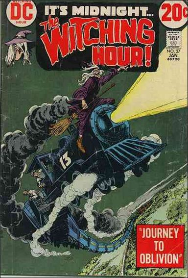 Witching Hour (1969) 27-A by DC