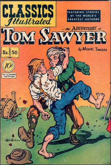 Classic Comics/Classics Illustrated 50-A by Gilberton