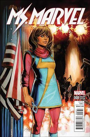 Ms. Marvel (2016) 8-B