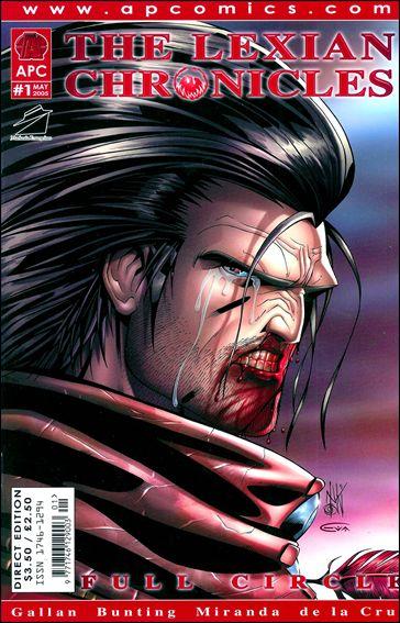 Lexian Chronicles: Full Circle 1-A by AP Comics