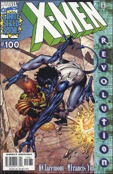 X-Men (1991) 100-C by Marvel