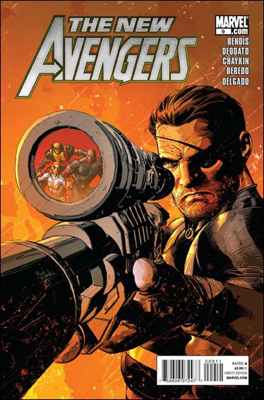 New Avengers (2010) 9-A by Marvel