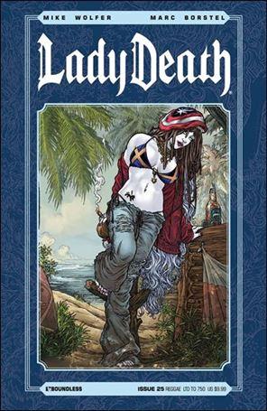 Lady Death (2010) 25-P