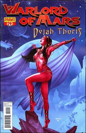 Warlord of Mars: Dejah Thoris 14-B
