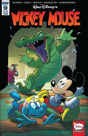 Mickey Mouse 9-A