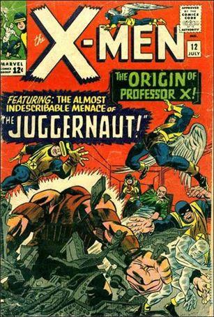 X-Men (1963) 12-A