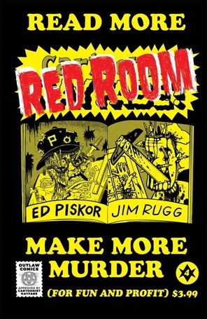 Red Room: The Antisocial Network 4-B