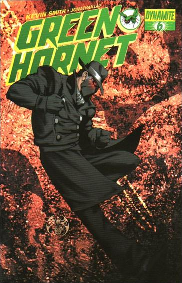 Green Hornet (2010) 6-C by Dynamite Entertainment