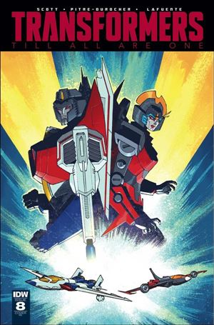 Transformers: Till All Are One 8-C