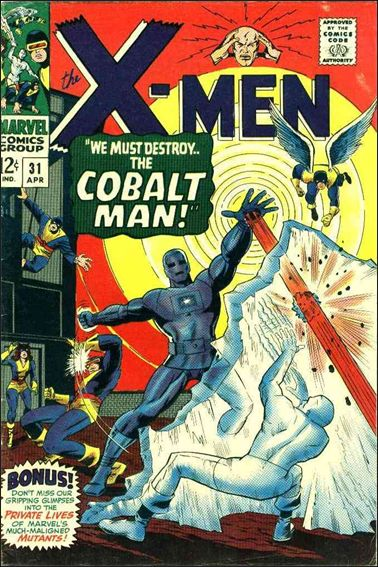 X-Men (1963) 31-A by Marvel