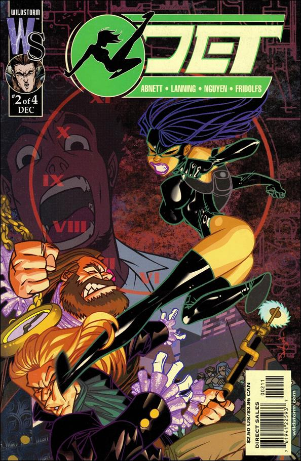 Jet (2000) 2-A by WildStorm