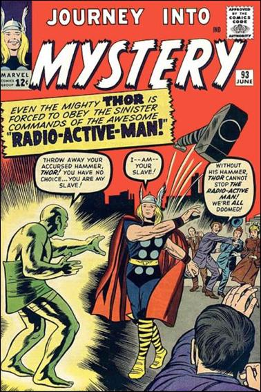 Journey into Mystery (1952) 93-A by Marvel