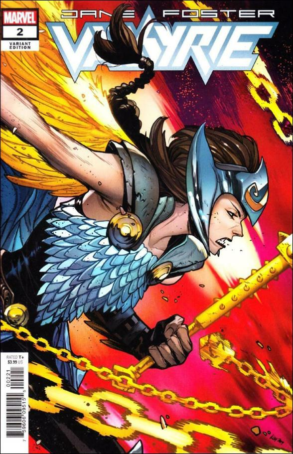 Valkyrie: Jane Foster 2-B by Marvel