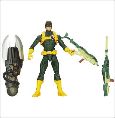 Marvel Legends Infinite: Captain America (Mandroid Series) Agents of Hydra (Hydra Soldier) Loose by Hasbro