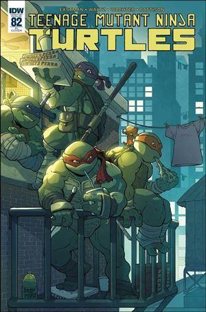 Teenage Mutant Ninja Turtles (2011) 82-C