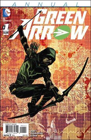 Green Arrow Annual (2015) 1-A