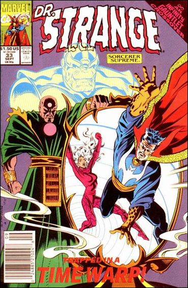 Doctor Strange, Sorcerer Supreme 33-A by Marvel