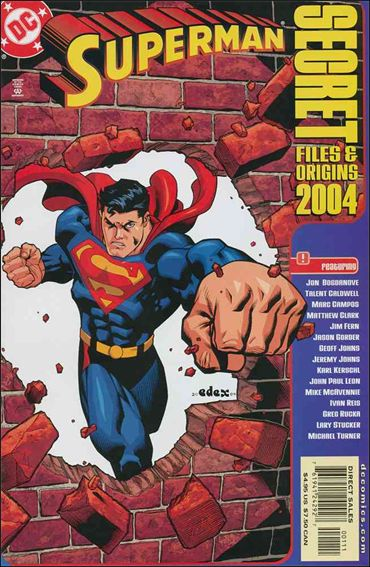 Superman Secret Files and Origins 2004-A by DC