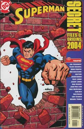 Superman Secret Files and Origins 2004-A