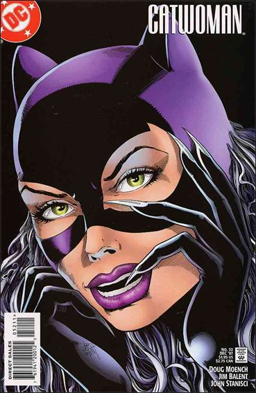 Catwoman (1993) 52-A by DC