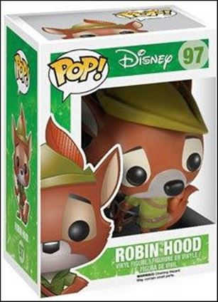 POP! Disney Robin Hood
