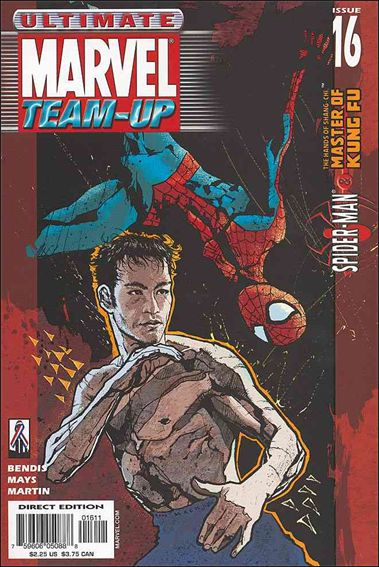 Ultimate Marvel Team-Up 16-A by Marvel