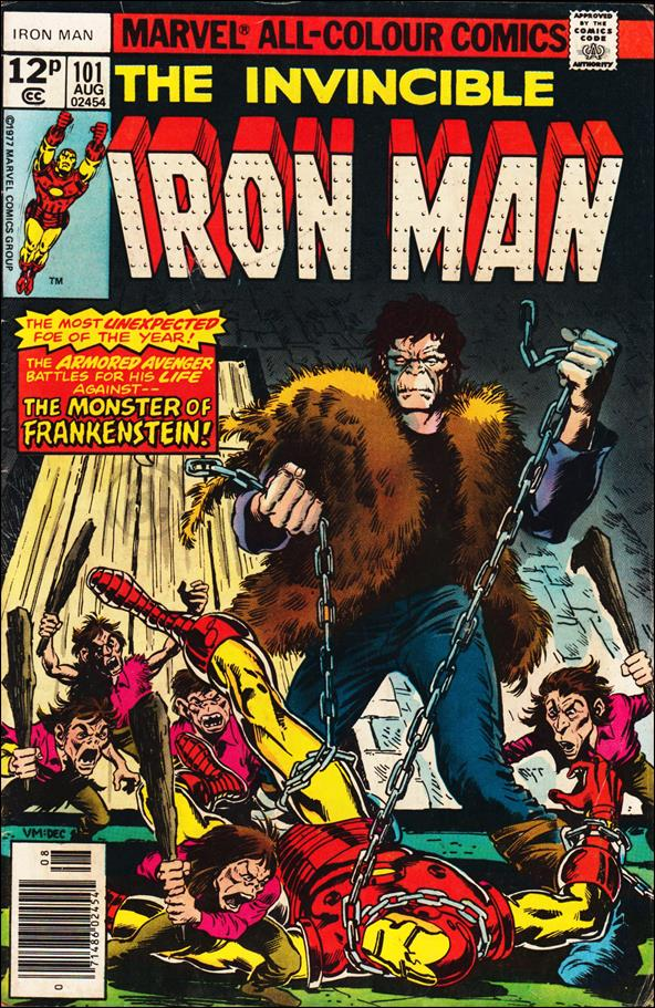 Iron Man (1968) 101-C by Marvel
