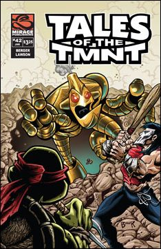 Tales of the TMNT 42-A by Mirage