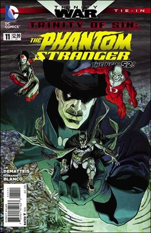 Trinity of Sin: The Phantom Stranger 11-A