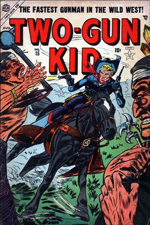 Two-Gun Kid 15-A