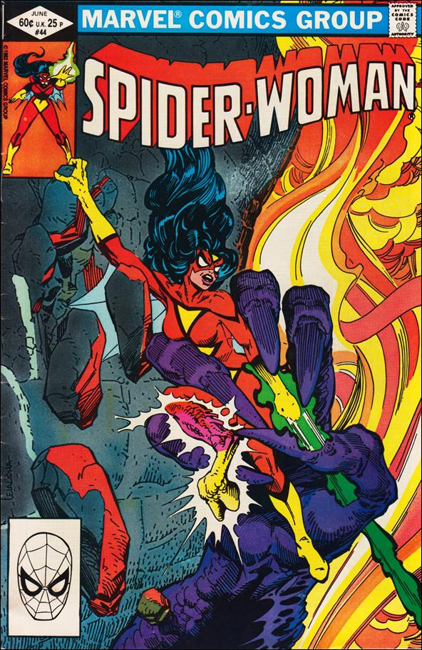 Spider-Woman (1978) 44-A by Marvel