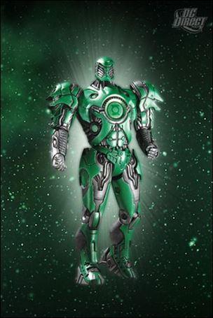 Green Lantern (Series 4) Green Lantern Stel