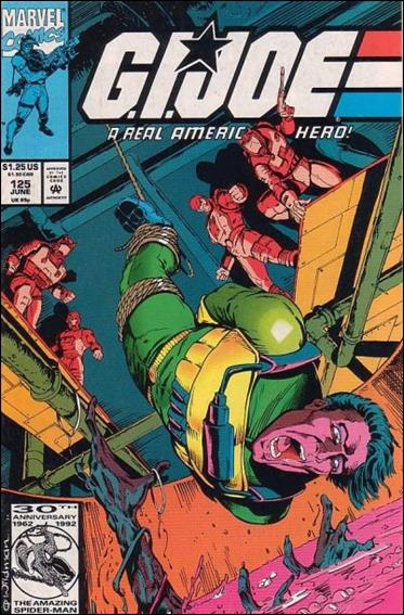 G.I. Joe: A Real American Hero 125-A by IDW