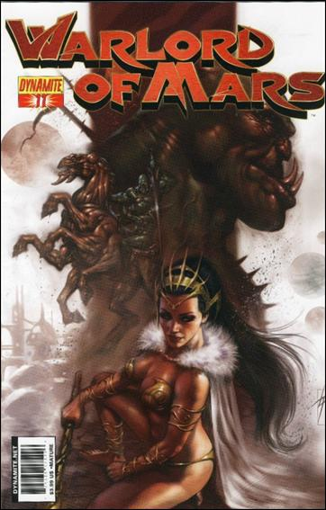 Warlord of Mars 11-C by Dynamite Entertainment