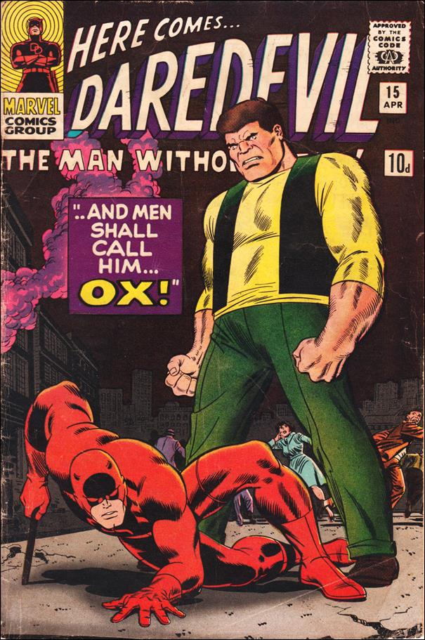 Daredevil (1964) 15-B by Marvel