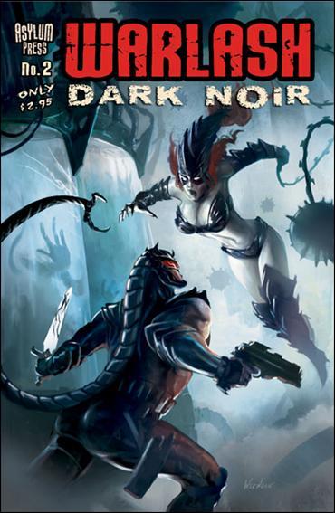 Warlash Dark Noir 2-A by Asylum Press