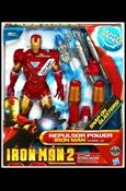"Iron Man 2 (12"" Figures) Repulsor Power Iron Man (Mark VI)"