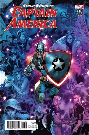 Captain America: Steve Rogers 16-B