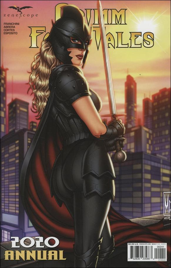 Grimm Fairy Tales Annual 2020-D by Zenescope Entertainment