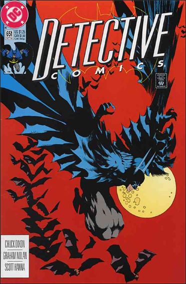 Detective Comics (1937) 651-A by DC