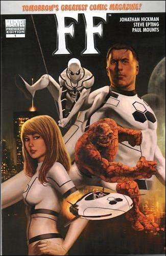 FF (2011) 1-G by Marvel