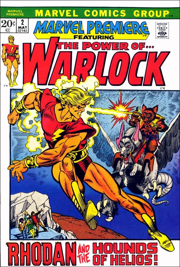 Marvel Premiere 2-A by Marvel