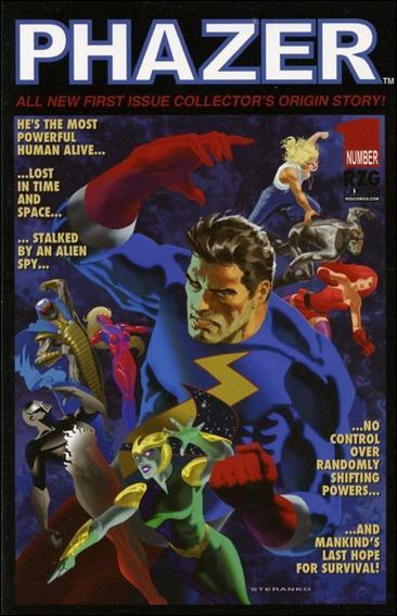 Phazer 1-A by RZG Comics