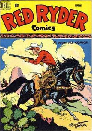 Red Ryder Comics 83-A