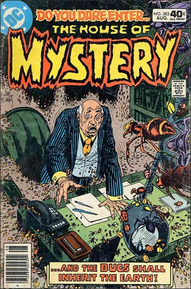 House of Mystery (1951) 283-A by DC