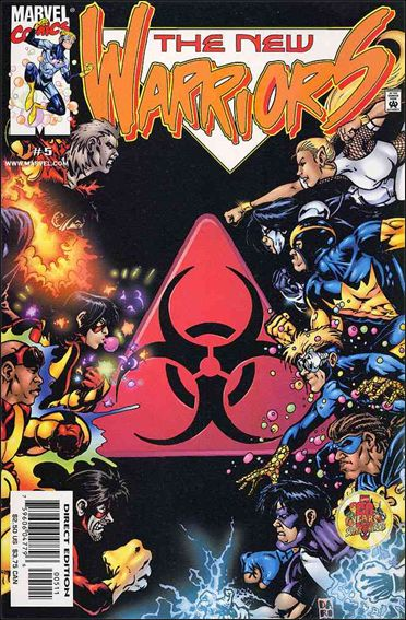 New Warriors (1999) 5-A by Marvel